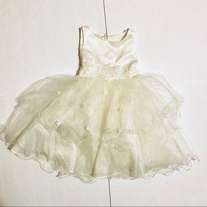 Other - Ivory Flower Girl Dress